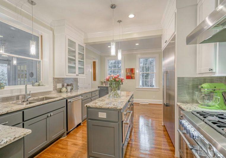 KJA Design & Interiors Kitchen Bubbles Blog, photos shot by Bow Real Estate Photography